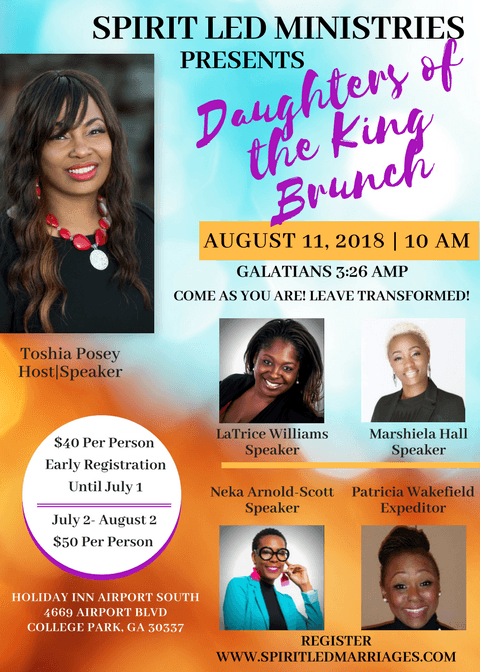 Event | Daughters Of The King Bruch