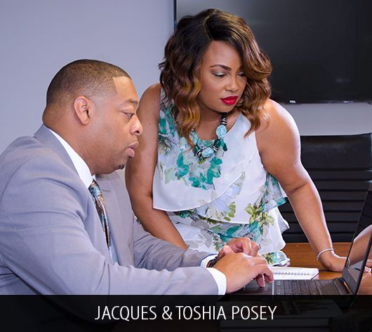 Jaques & Tasha Posey